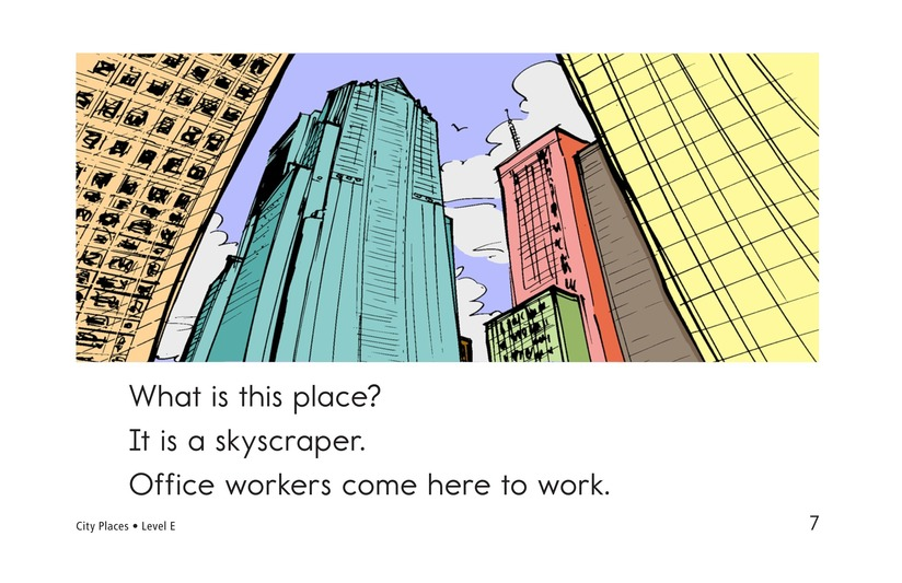 Book Preview For City Places Page 7