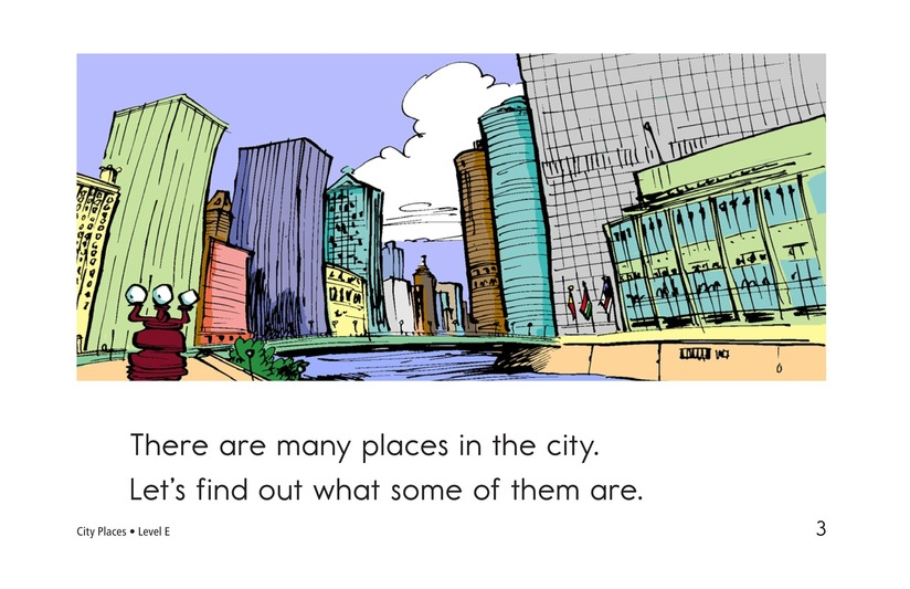 Book Preview For City Places Page 3