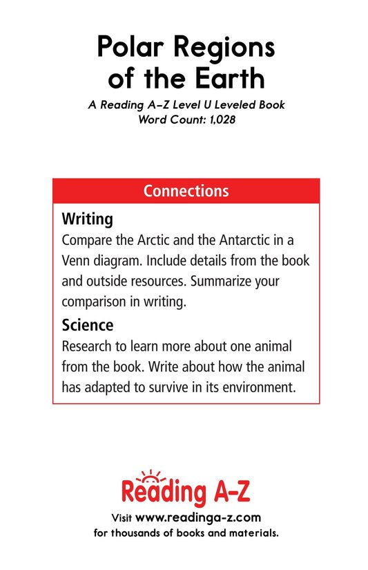 Book Preview For Polar Regions of the Earth Page 17