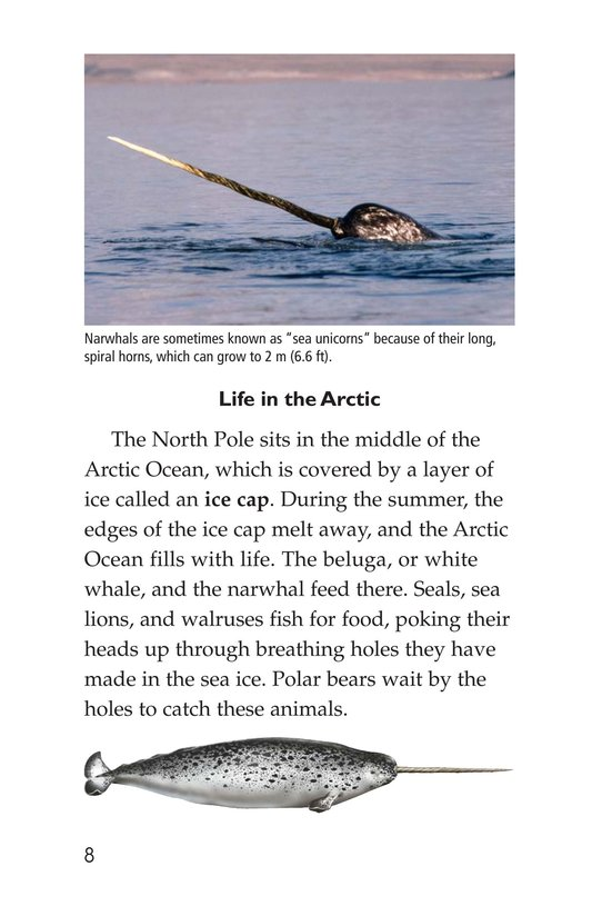 Book Preview For Polar Regions of the Earth Page 8