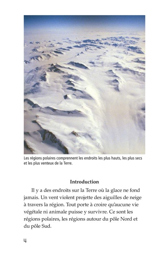 Book Preview For Polar Regions of the Earth Page 4
