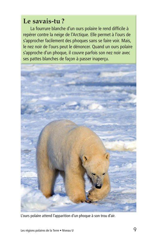 Book Preview For Polar Regions of the Earth Page 9