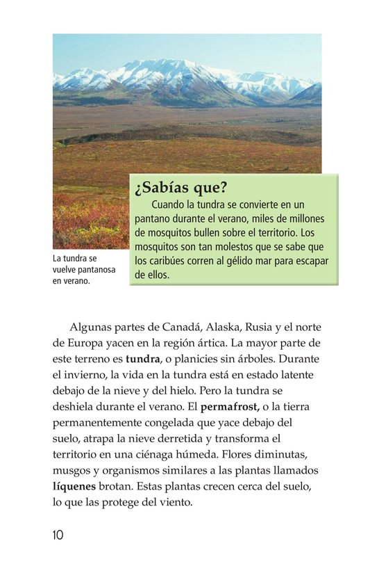 Book Preview For Polar Regions of the Earth Page 10