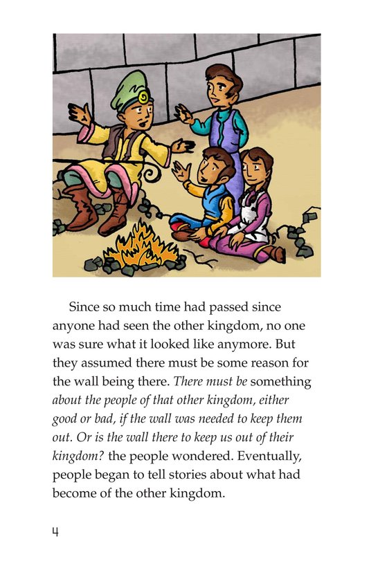 Book Preview For The Wall Page 4
