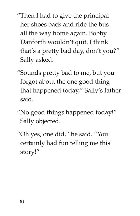 Book Preview For Sally Takayama's Worst Day Ever Page 10