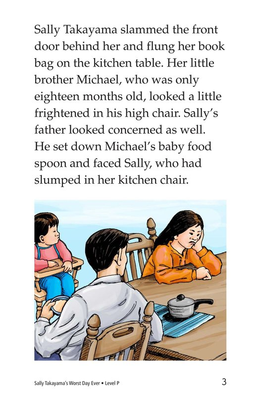 Book Preview For Sally Takayama's Worst Day Ever Page 3