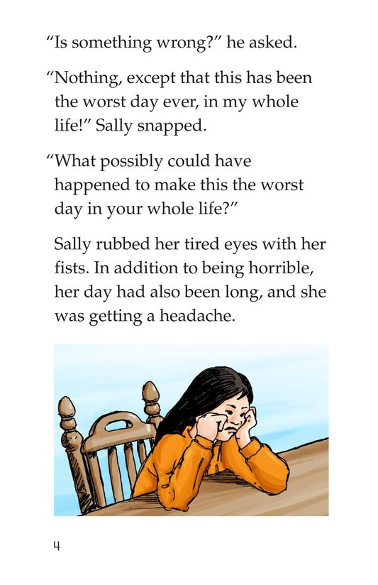 Book Preview For Sally Takayama's Worst Day Ever Page 4