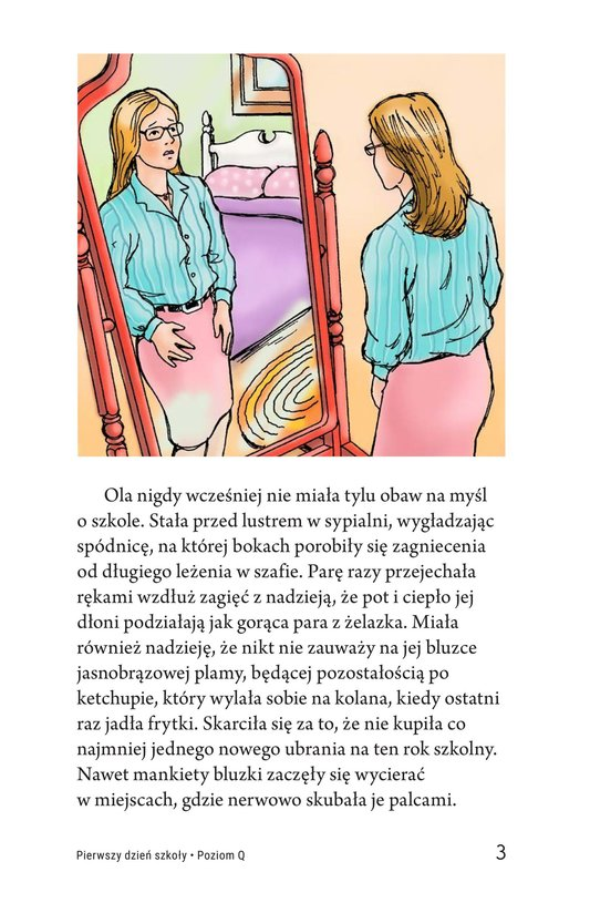 Book Preview For First Day of School Page 3