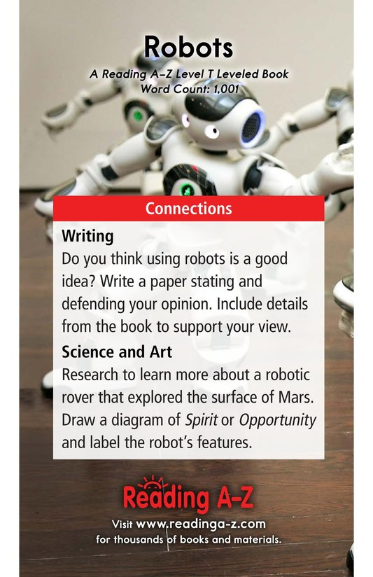Book Preview For Robots Page 17