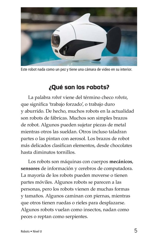 Book Preview For Robots Page 5
