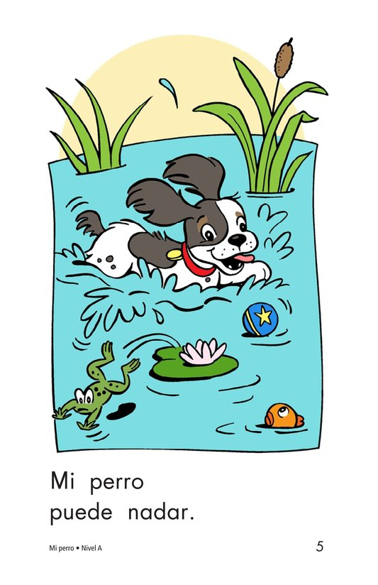 Book Preview For My Dog Page 5