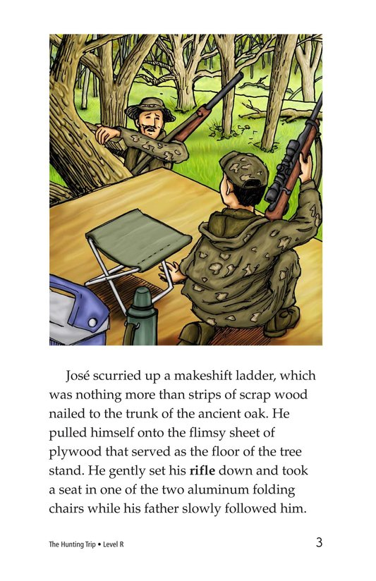 Book Preview For The Hunting Trip Page 3