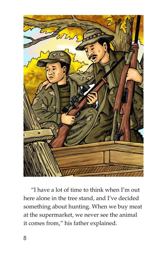 Book Preview For The Hunting Trip Page 8