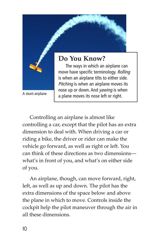 Book Preview For Mysteries of Flight Page 10