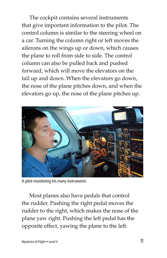 Book Preview For Mysteries of Flight Page 11