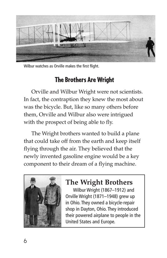 Book Preview For Mysteries of Flight Page 6