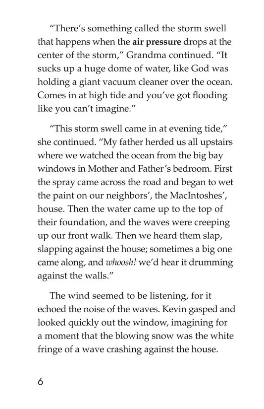 Book Preview For The Nor'easter Page 6