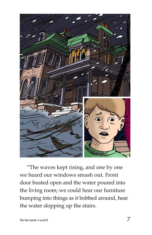 Book Preview For The Nor'easter Page 7