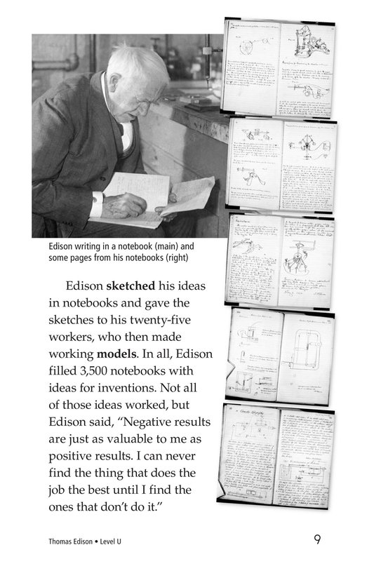 Book Preview For Thomas Edison Page 9