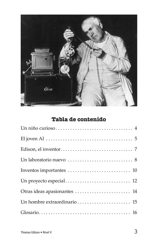 Book Preview For Thomas Edison Page 3