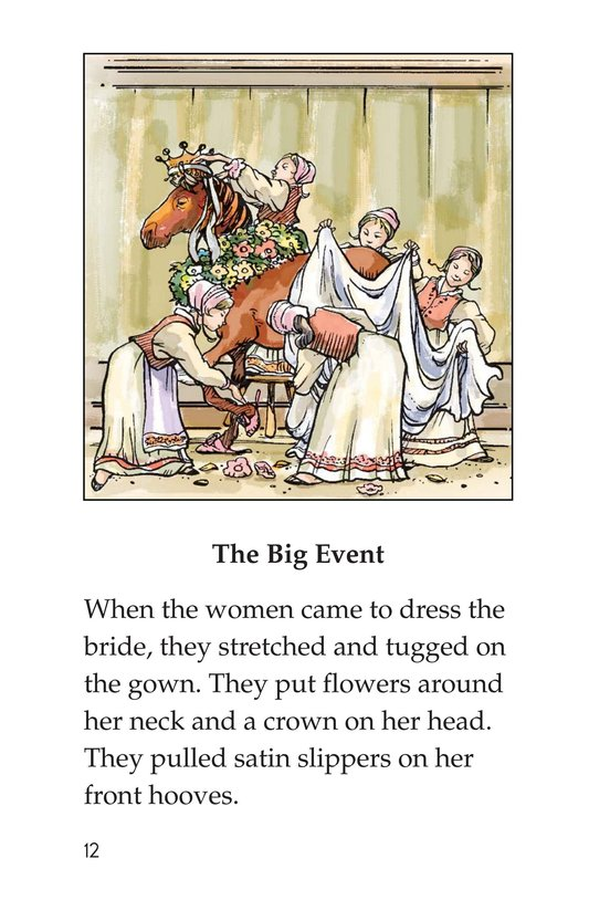 Book Preview For The Squire's Bride Page 12
