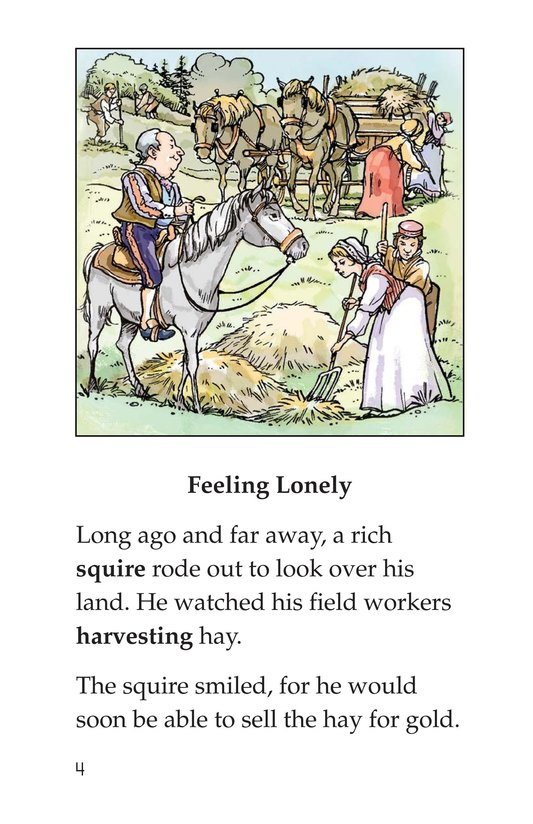 Book Preview For The Squire's Bride Page 4