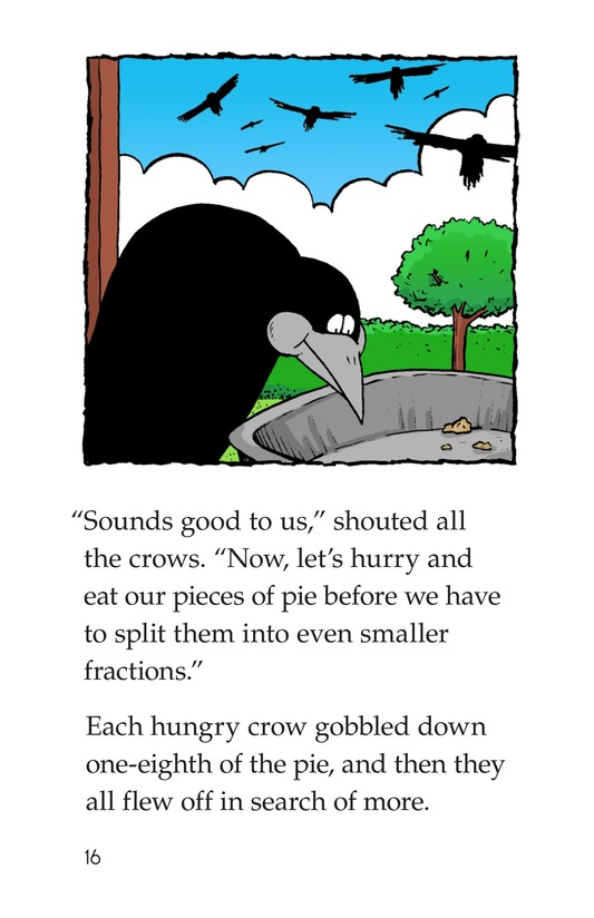 Book Preview For Crows Share a Pie Page 16