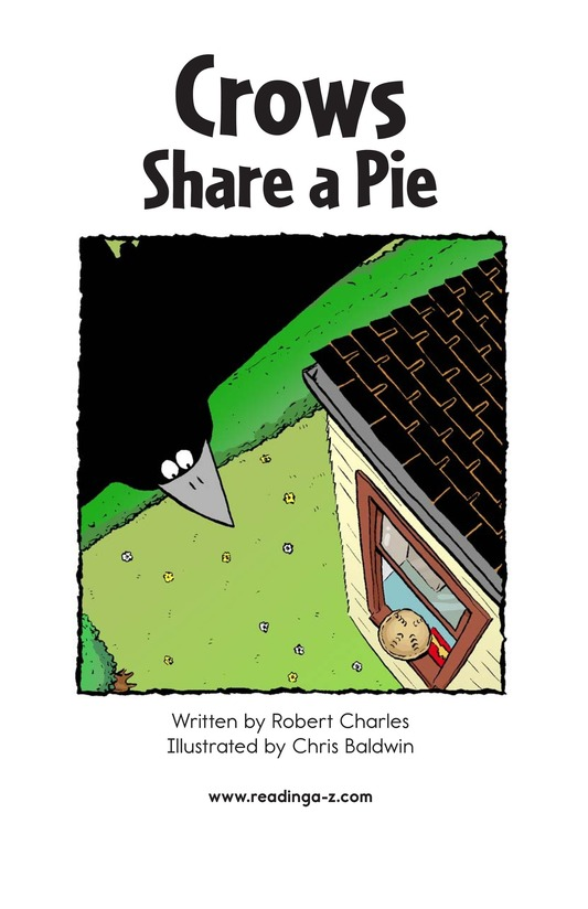 Book Preview For Crows Share a Pie Page 2