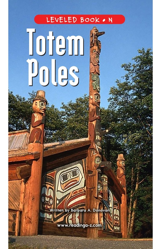 Book Preview For Totem Poles Page 1