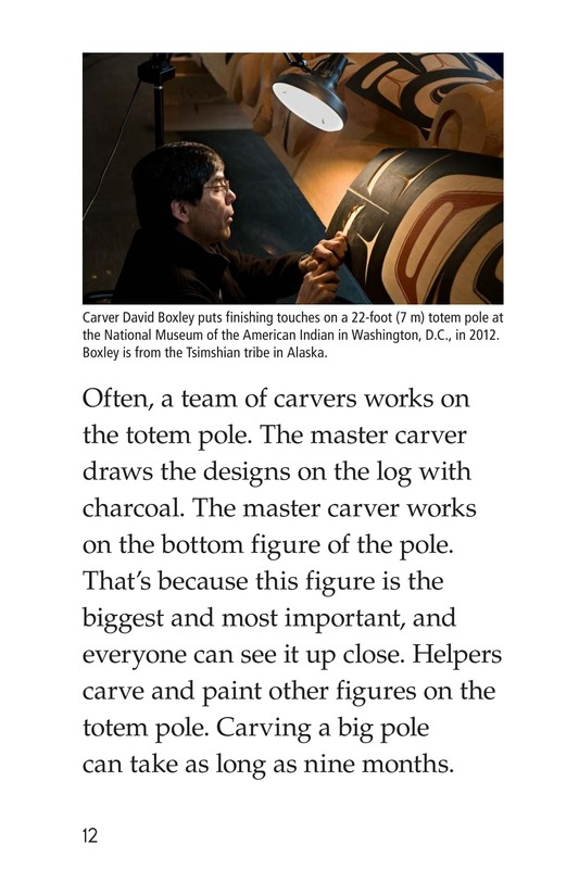 Book Preview For Totem Poles Page 12