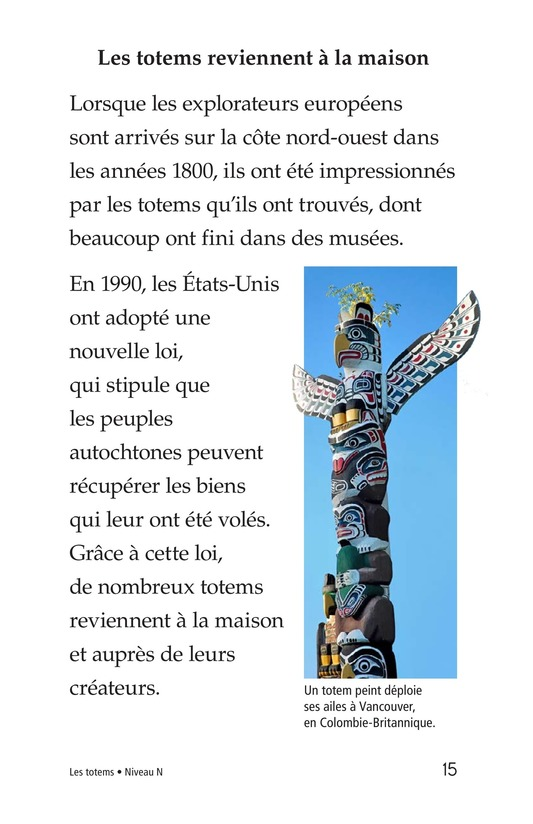 Book Preview For Totem Poles Page 15