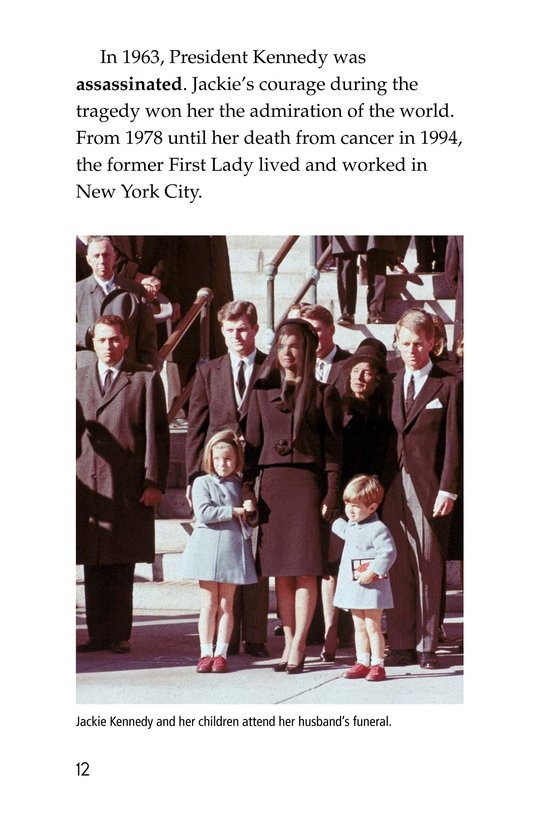Book Preview For Famous First Ladies Page 12