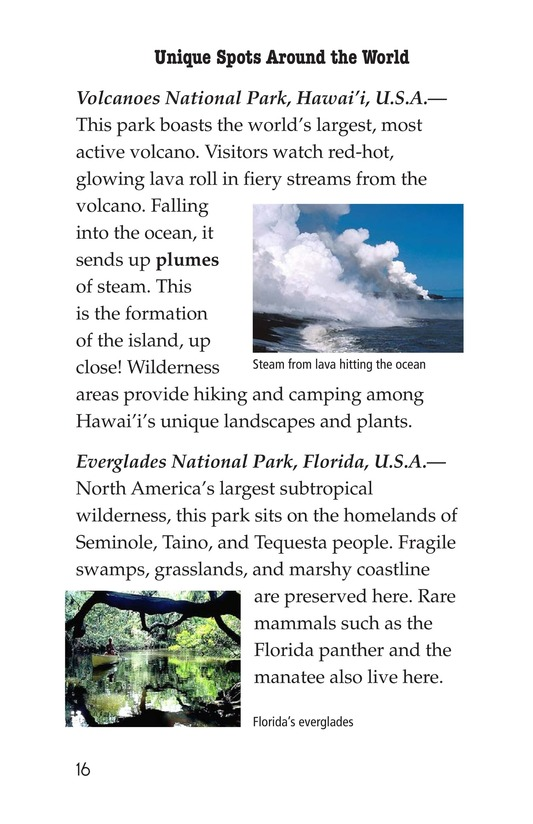 Book Preview For National Parks Page 16