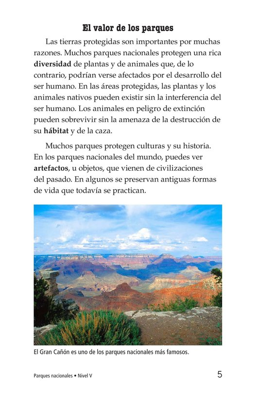 Book Preview For National Parks Page 5