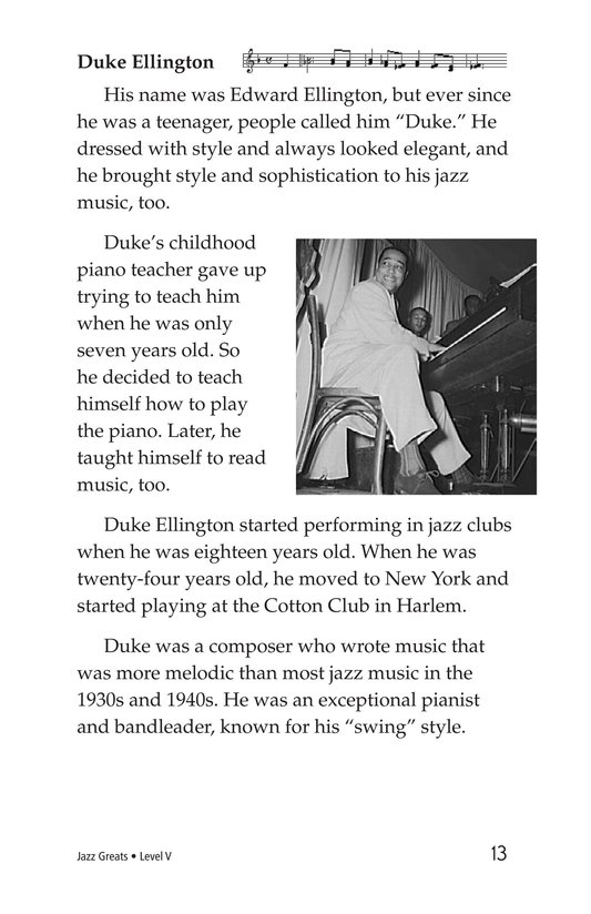 Book Preview For Jazz Greats Page 13