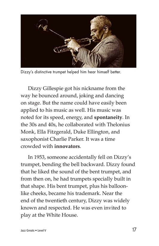 Book Preview For Jazz Greats Page 17