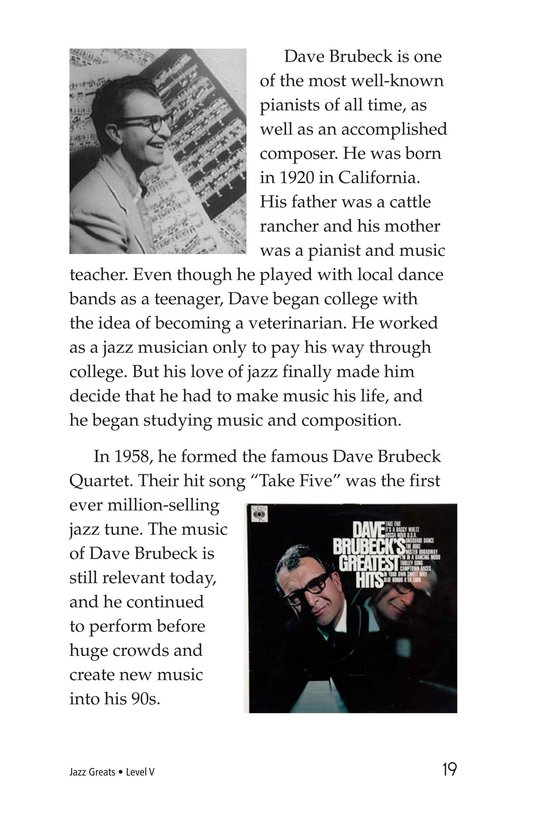 Book Preview For Jazz Greats Page 19