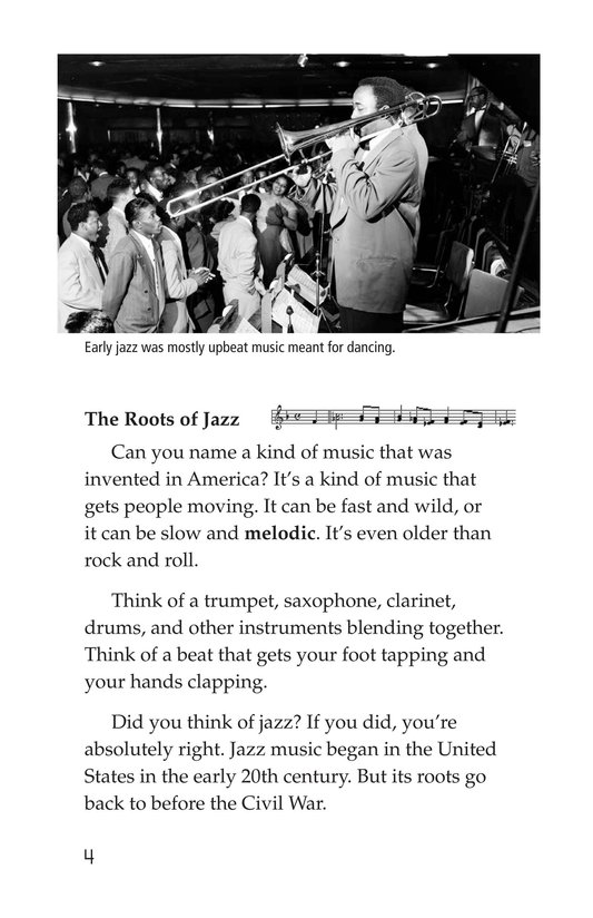 Book Preview For Jazz Greats Page 4