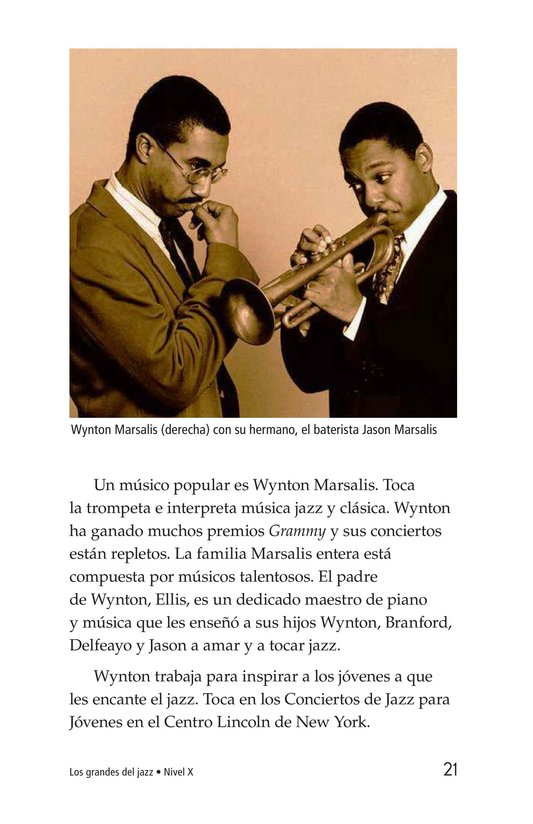 Book Preview For Jazz Greats Page 21