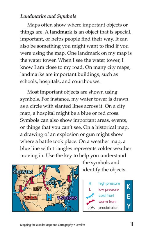 Book Preview For Mapping the Woods: Maps and Cartography Page 11