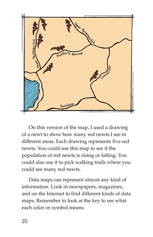 Book Preview For Mapping the Woods: Maps and Cartography Page 20