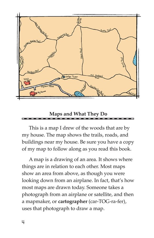 Book Preview For Mapping the Woods: Maps and Cartography Page 4