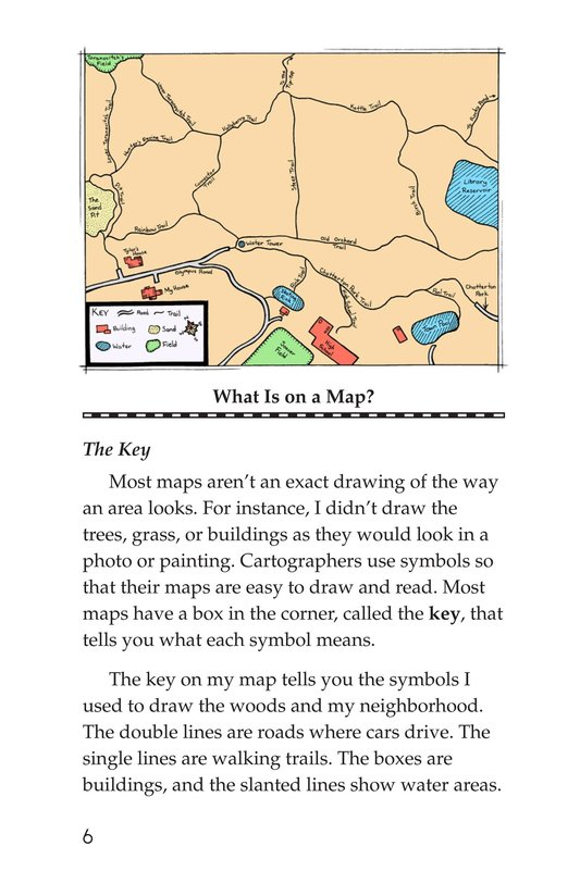 Book Preview For Mapping the Woods: Maps and Cartography Page 6