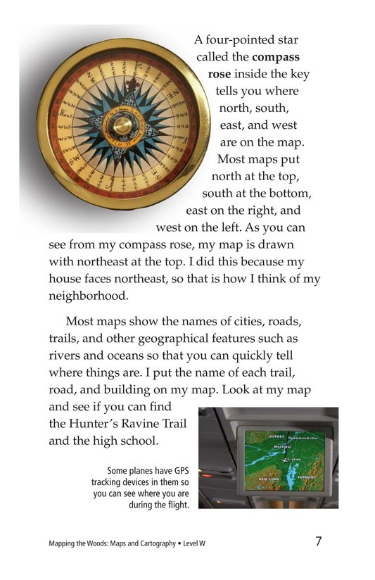 Book Preview For Mapping the Woods: Maps and Cartography Page 7