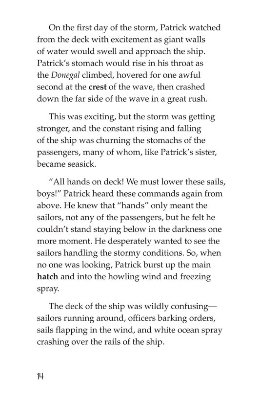 Book Preview For Atlantic Crossing Page 14