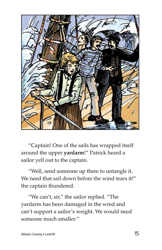 Book Preview For Atlantic Crossing Page 15
