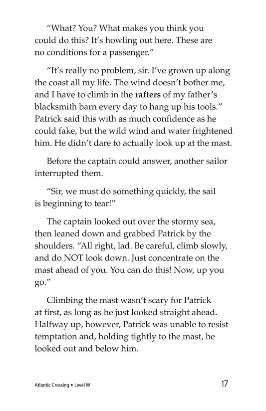 Book Preview For Atlantic Crossing Page 17