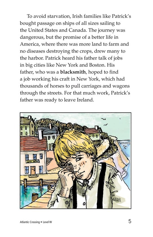 Book Preview For Atlantic Crossing Page 5