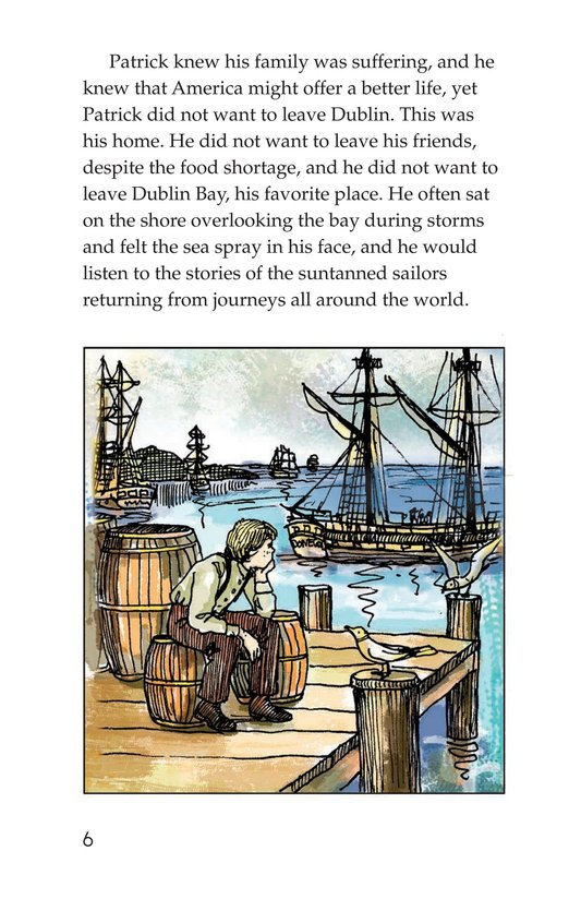 Book Preview For Atlantic Crossing Page 6