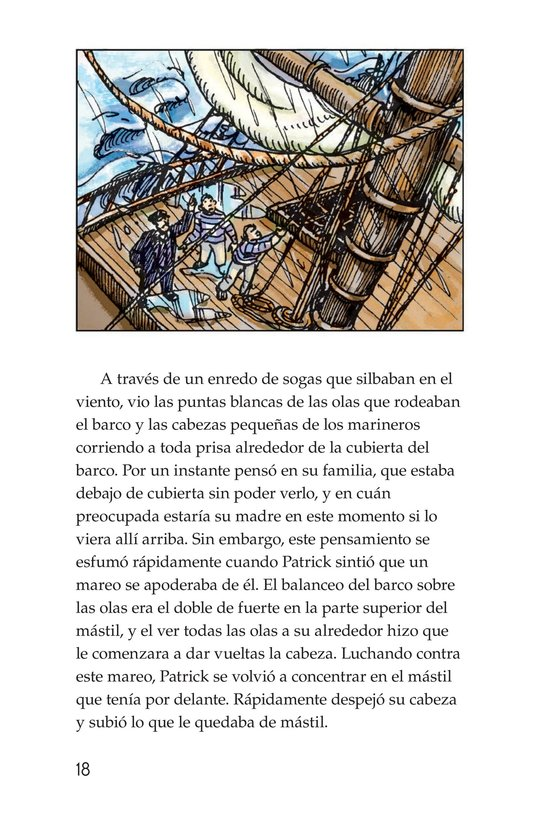 Book Preview For Atlantic Crossing Page 18